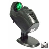 Projector Luz C/ 18 Leds RGB MIC