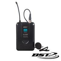 Microfone Headset UHF p/ Transmissor UDR208 8 Frequências BST