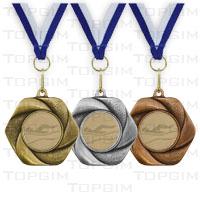 Medalha Ø50mm - Tipo H