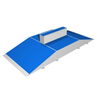 Double Side Curb Box