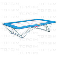 Trampolim Eurotramp Ultimate 4x4 Aprov. FIG
