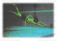 Conjunto de 3 arcos de 75cm para piscina