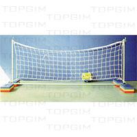 Kit p/ voleibol aquático em alumínio