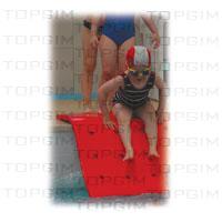 Tapete flutuante infantil