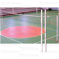 Par de Postes Voleibol Simples