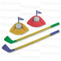 Kit golf básico.