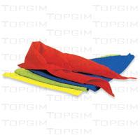 Conjunto de 4 lenços coloridos para jogos