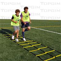 Escada dupla de agilidade e velocidade