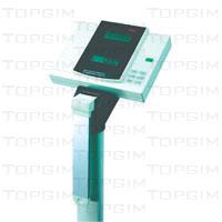 Estação de medição automática digital SECA763