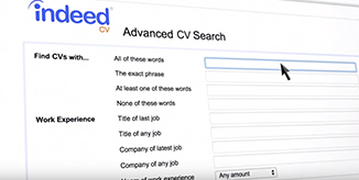 how indeed resume works