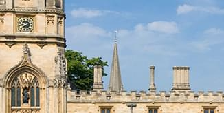 University of Oxford case study