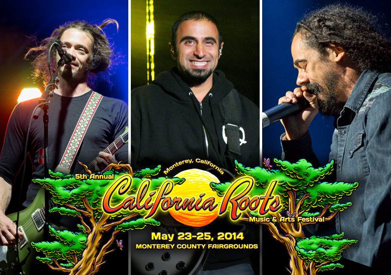 California Roots Festival 2014