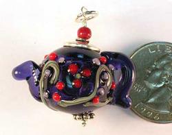 Red Hat Ladies' Teapot