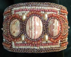 Tickled Pink Cuff