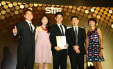 Novelsys Founders Winners Best Tertiary Project SITF 2014