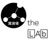 The LAB LOGO on white