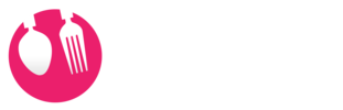 Burpple Logo (White)