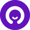 Omny Studio icon purple