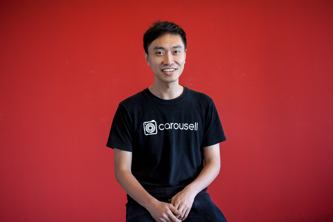 Lucas Ngoo, Co-founder and CTO, Carousell