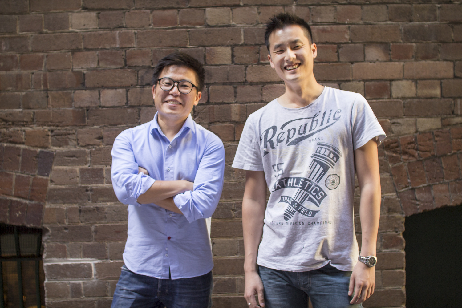 Tim Fung and Jono Lui, Airtasker Co-Founders