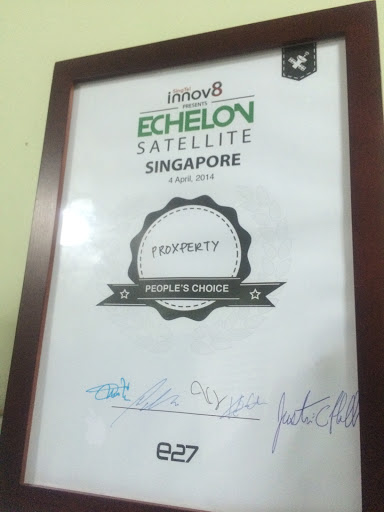 Echelon 2014 - People's Choice Award