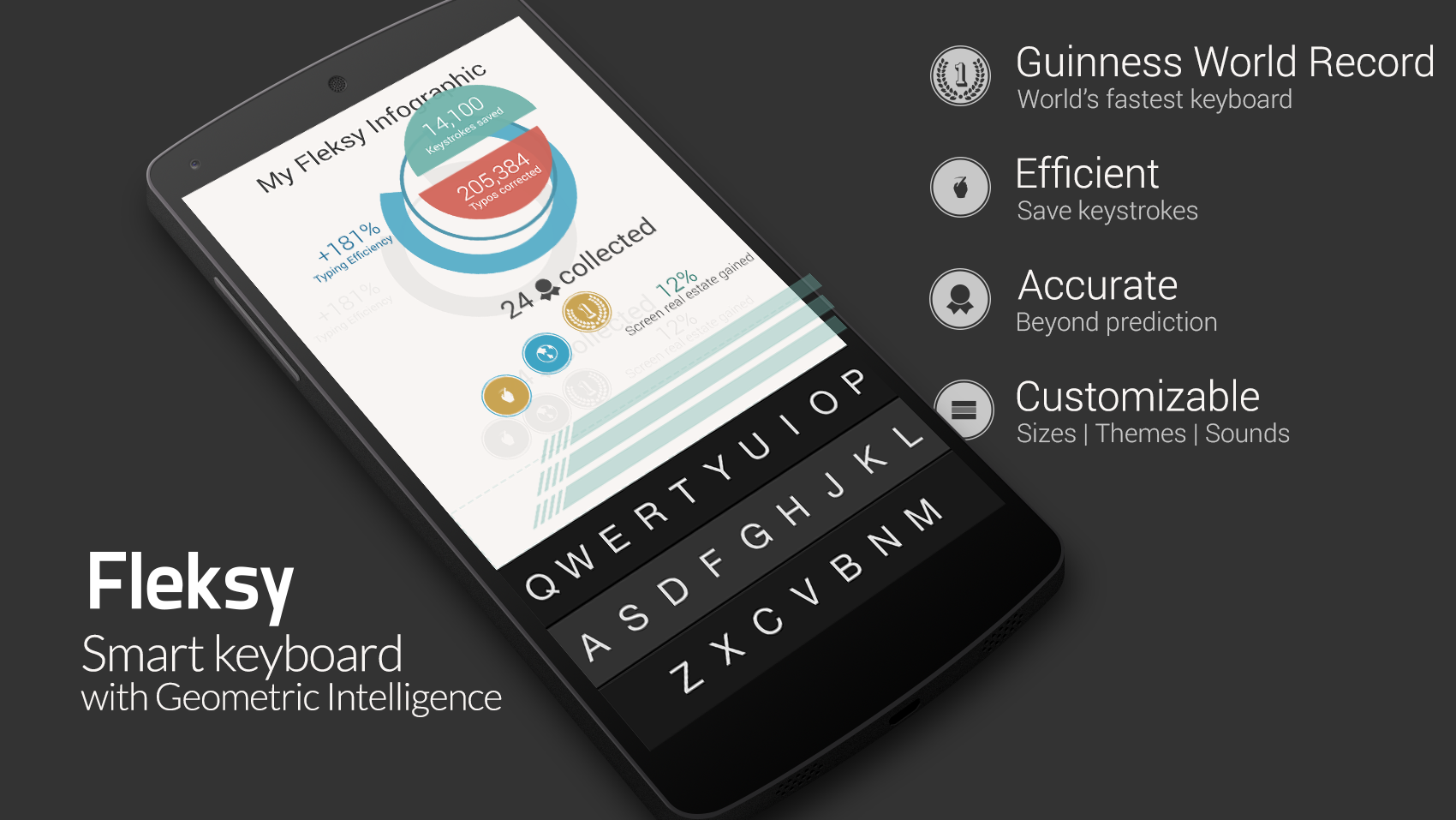 Fleksy Update