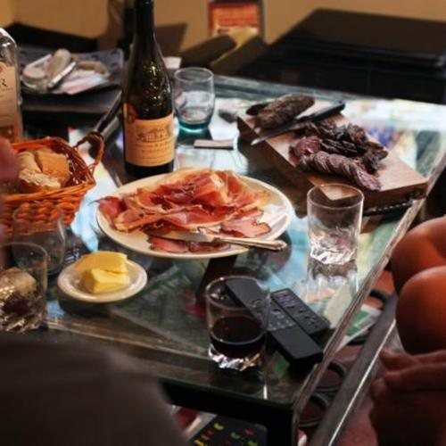 Exquisite platter by Host Marine in Marseille