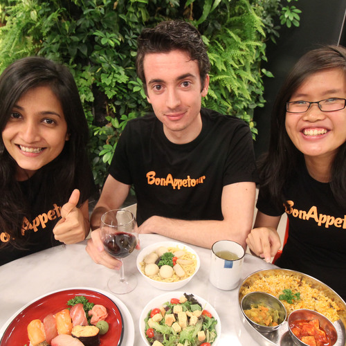 BonAppetour Founding Team
