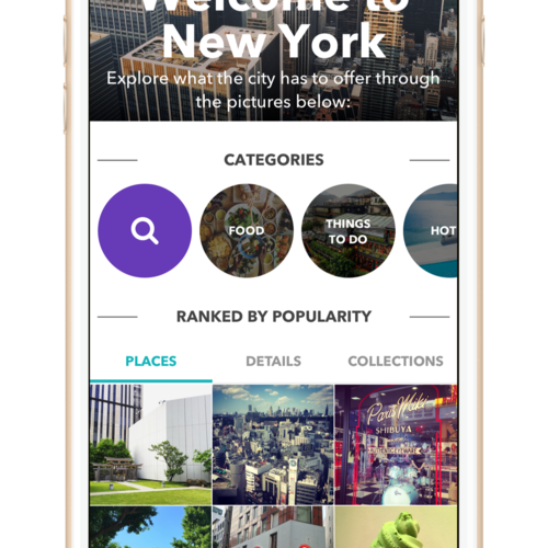 iOS Explore New York