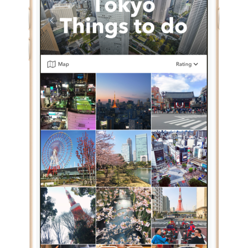 iOS Explore Tokyo Things To Do
