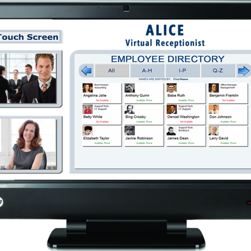 ALICE Desktop Unit