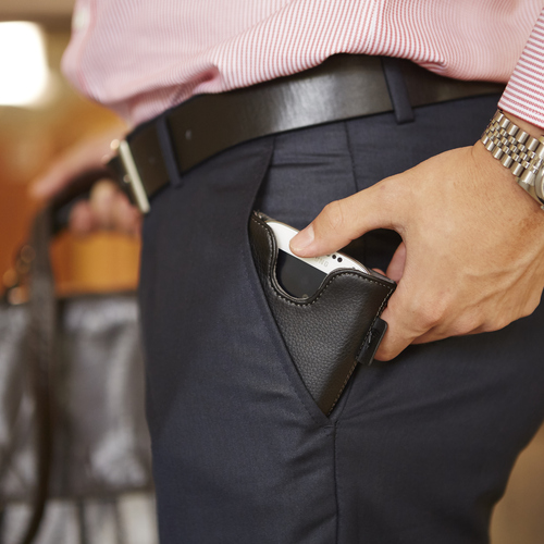 Ampere fits into your front pocket
