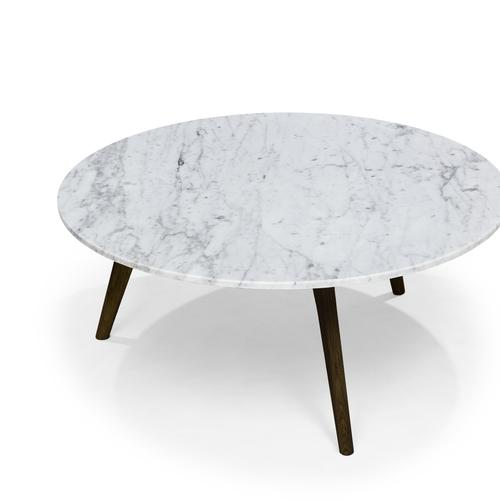 Article mara walnut coffee table