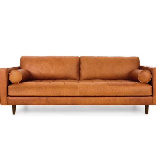 Article sven charme tan sofa