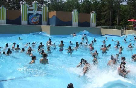 Piscines plages et baignade en mauricie 10 sites o se for Piscine la vague