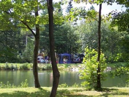 Camping du Parc, Saint-Mathieu-du-Parc