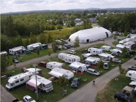 Camping Otamac, Lac-à-la-Tortue