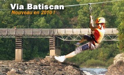 Via Batiscan, une nouveauté à ne pas manquer!