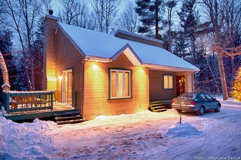 location chalet hiver. Black Bedroom Furniture Sets. Home Design Ideas
