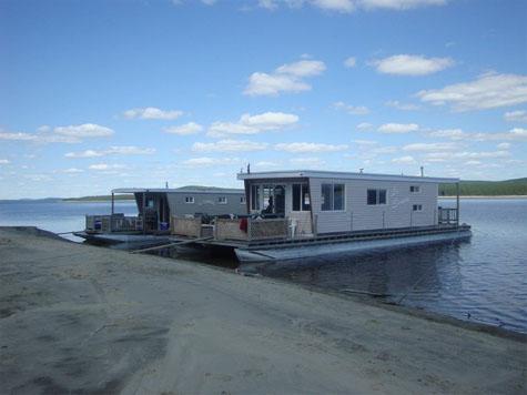 Reservoir bateau