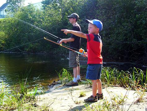 La pêche les 2016 vidéos de salpêtre