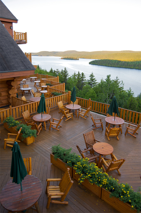 les 6 plus belles terrasses nature en mauricie tourisme mauricie en tourisme mauricie en. Black Bedroom Furniture Sets. Home Design Ideas