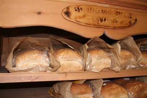 Boulangerie Guay-pain-pointe-du-lac