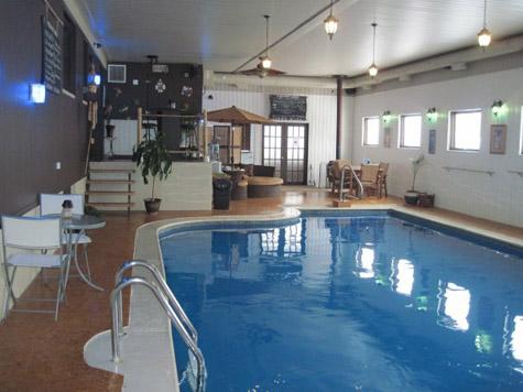 Piscines int rieures en mauricie 8 endroits o se baigner et nager trois - Piscine carre bleu tarif ...