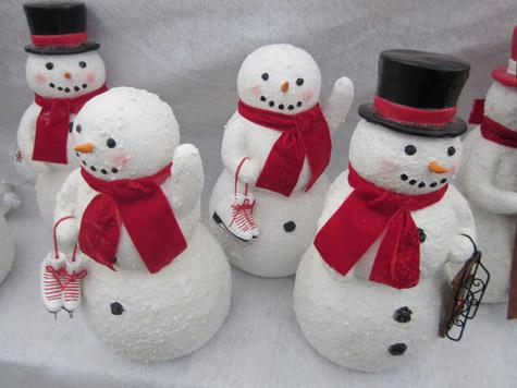 Boutiques de no l en mauricie entrez dans la magie du - Bonhomme de neige en pompon ...
