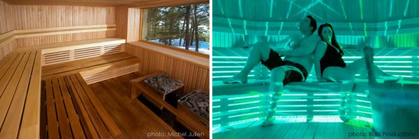 sauna finlandais spa sacacomie