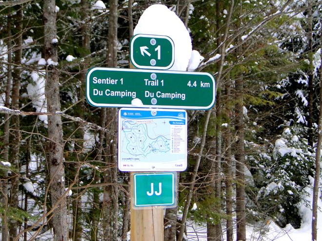 sentier-raquette-parc-national