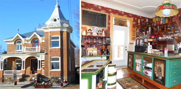 Le Gite et Café de la tour
