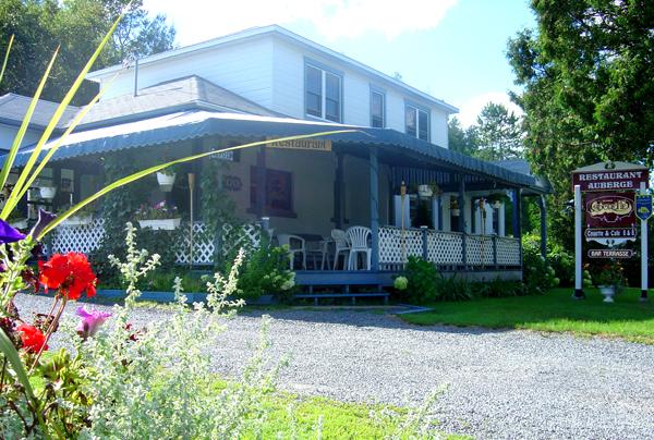 La Maison Cadorette à St-Jean-des-Piles