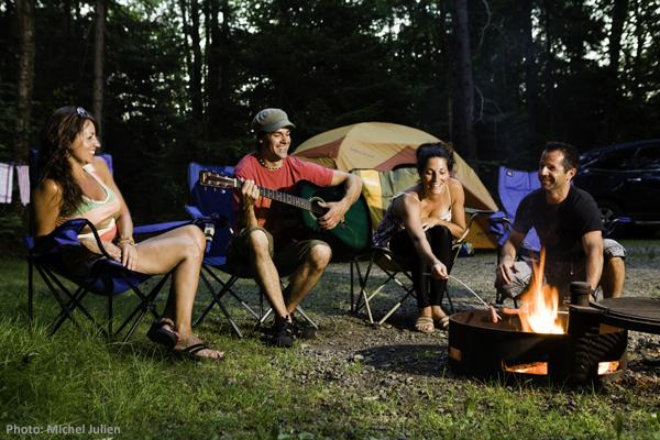 Camping Parc de la Mauricie